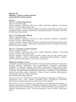 Doxazin tablete (2/4mg) – Uputa o lijeku