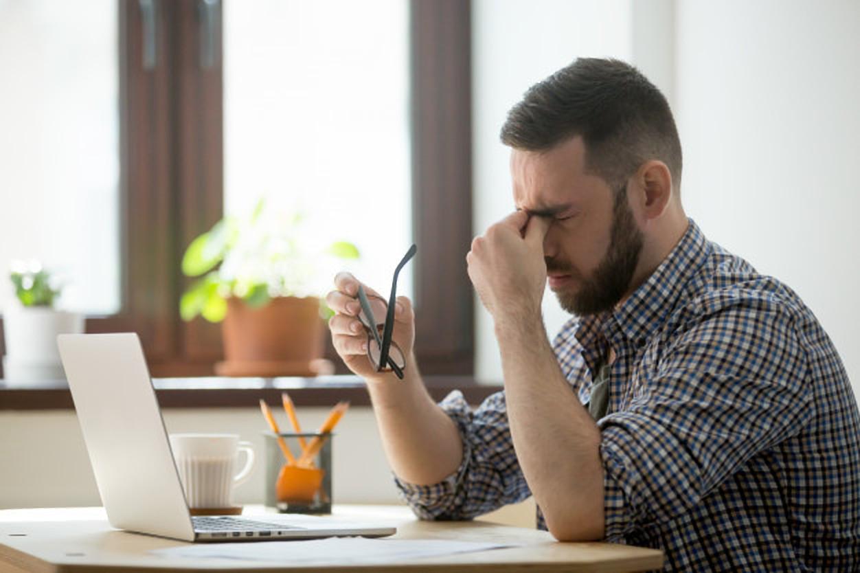 Što se događa s očima s hipertenzijom