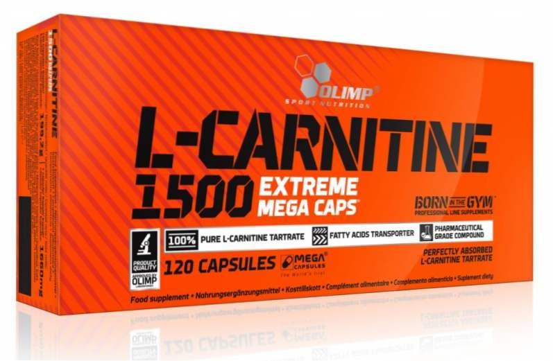 MVP L-Carnitine Extra Fort