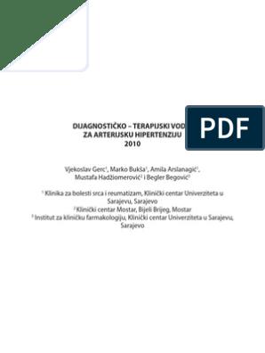 hipertenzija, lijevog ventrikula miokarda