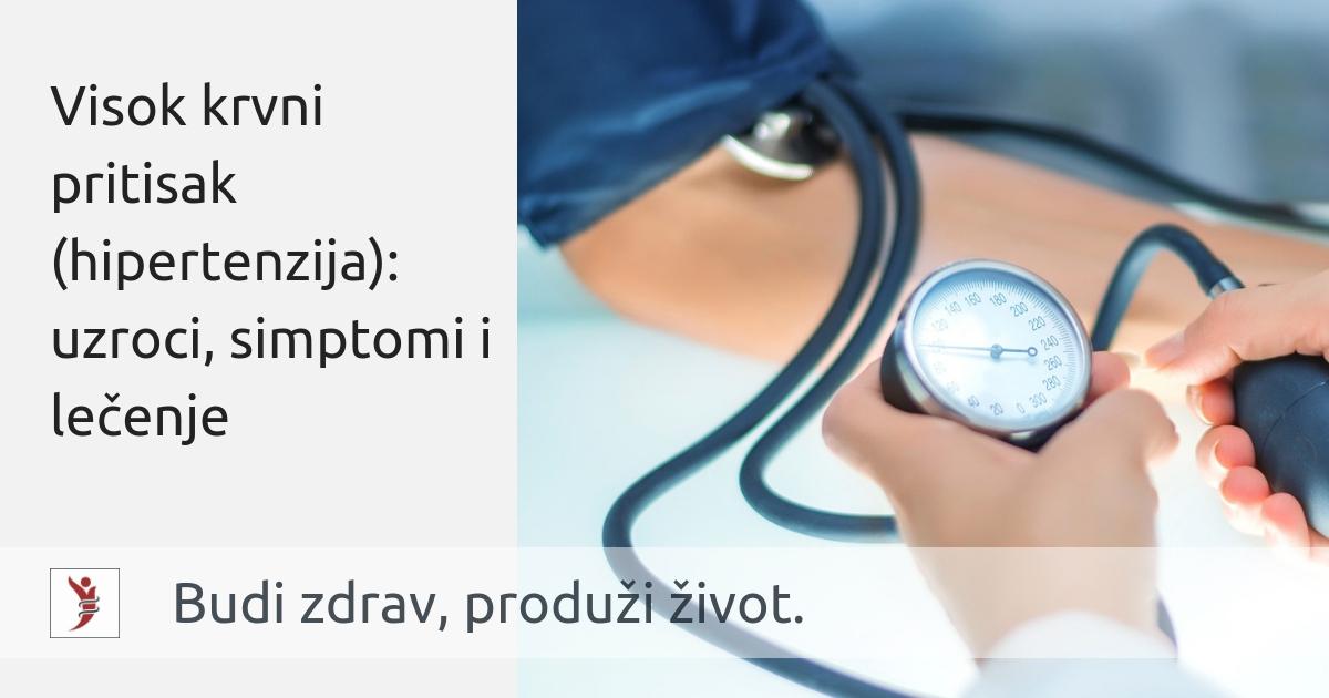 Hipertenzija trećeg stupnja mogući uzroci bolesti