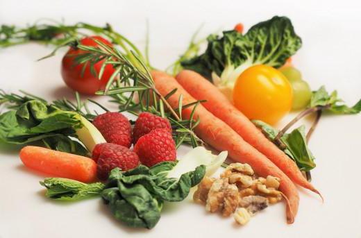 Detoksikacija sirovom hranom