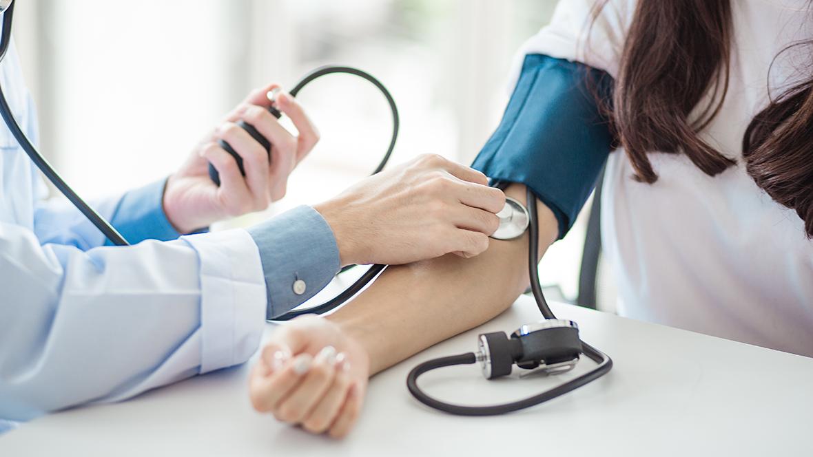 hipertenzija može vylichit