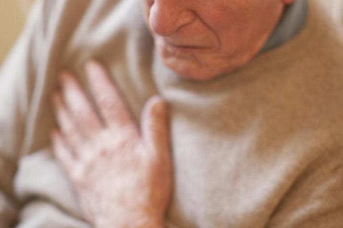 algoritam za hitne liječenje infarkta miokarda stopala od hipertenzije