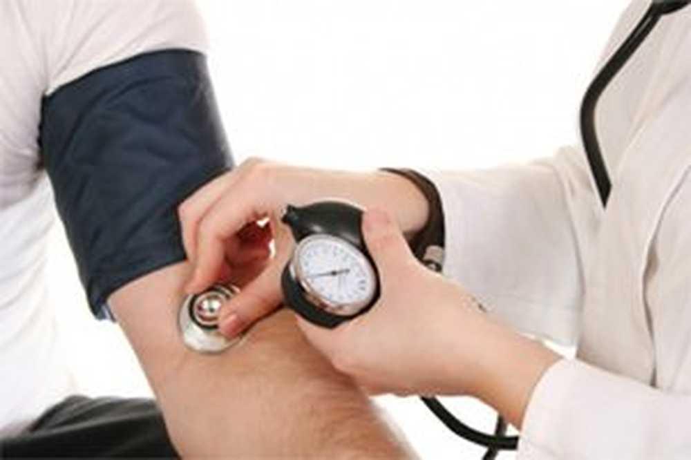Hipertenzijska bolest mikro moždani udar