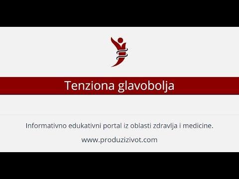 analgetici s hipertenzijom glavobolju
