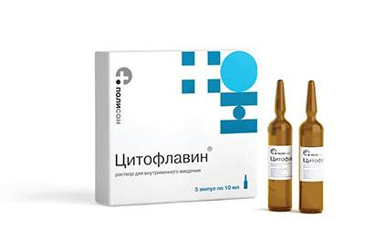Citoflavin - analozi