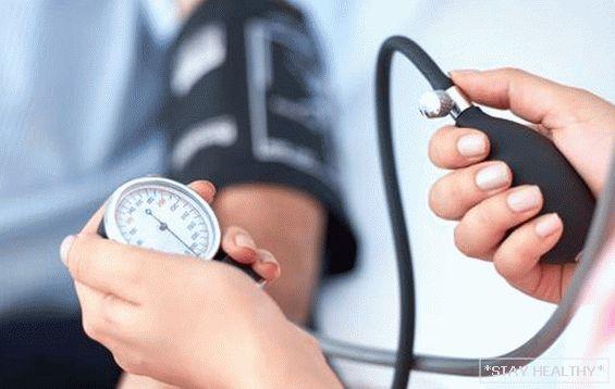 hipertenzija ishrana od tretirati prvu fazu hipertenzije