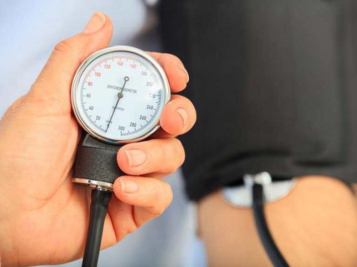 to znači da korak hipertenzije
