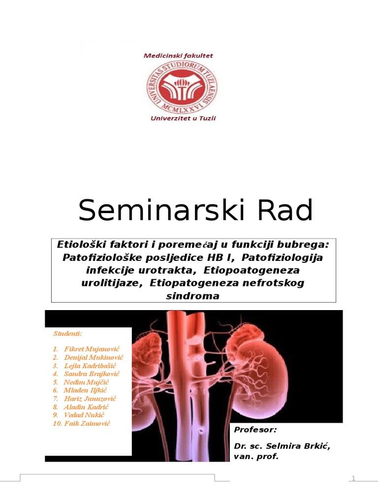 MSD priručnik dijagnostike i terapije: Kronično zatajenje bubrega