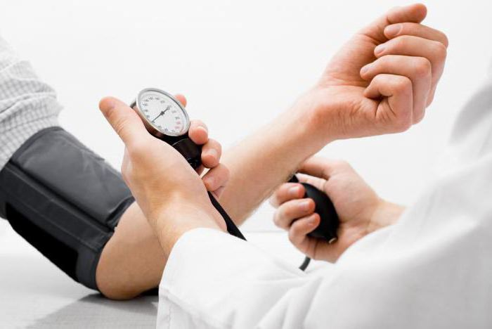 pritužbi hipertenzija 1 stupanj