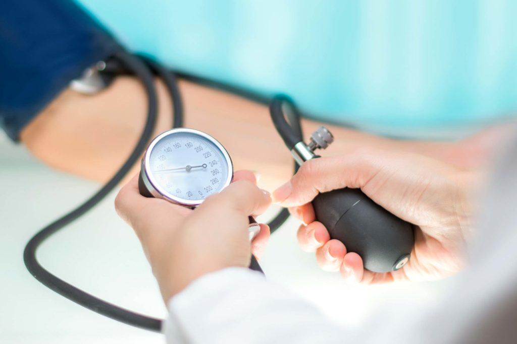 hipertenzija, mrežnice posude