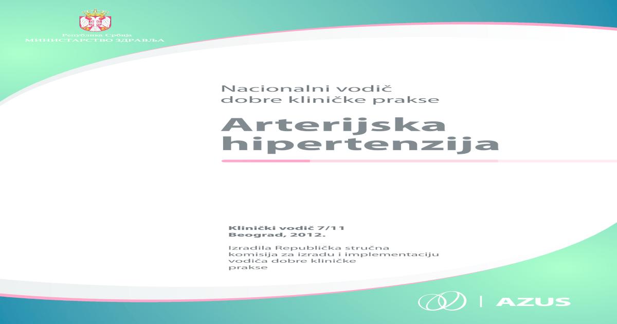 simptomi hipertenzije razred 4