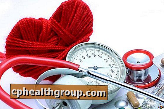 vrlo visok rizik od hipertenzije