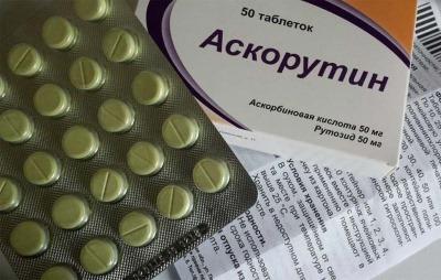 Askorutin upute za uporabu za ono što je propisano - Dermatitis