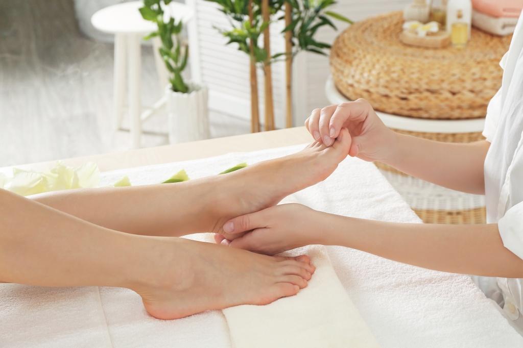 Refleksoterapija – stopala kao ogledalo našeg tijela