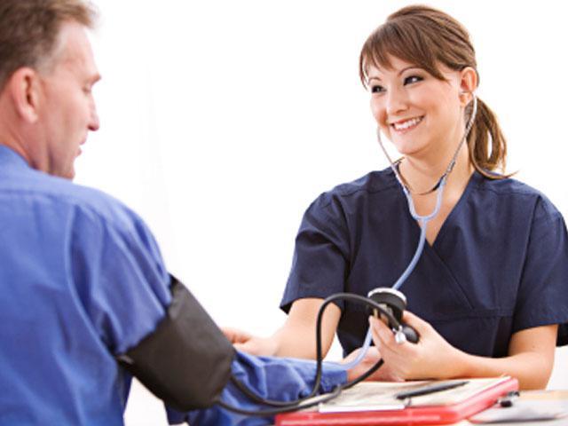 Liječenje hipertenzijom1 stupanj rizika