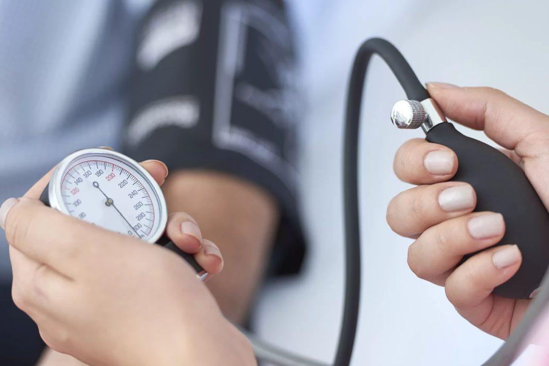 Ishrana pacijenata oboljelih od visokog pritiska