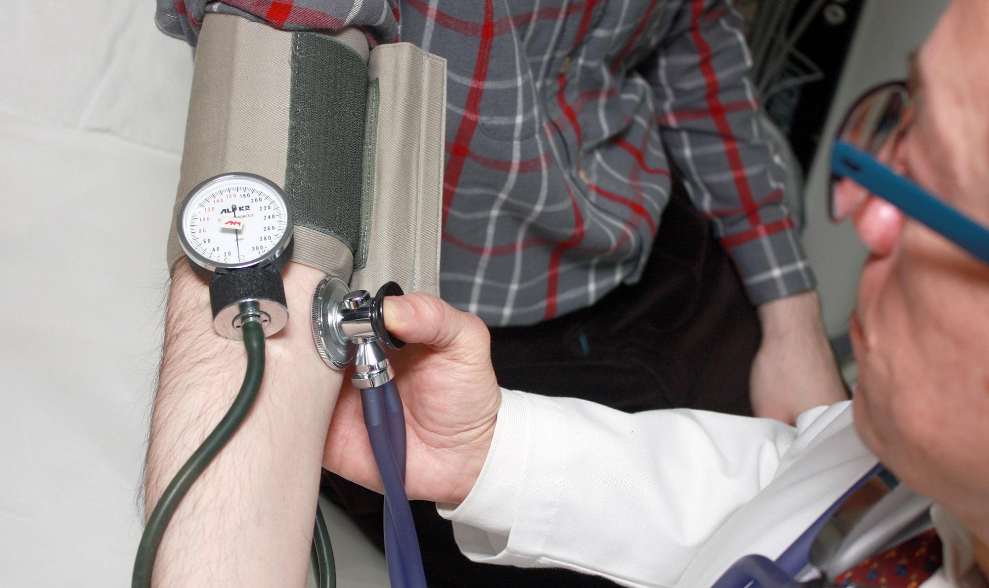 biokemijska analiza krvnog tlaka
