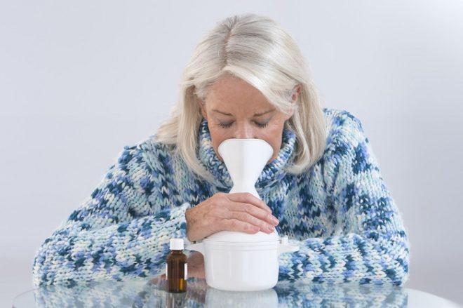 Kako lebdjeti noge od prehlade