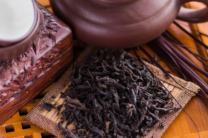 Legendarni i luksuzni čaj da hong pao. Da hong pao čaj: učinak