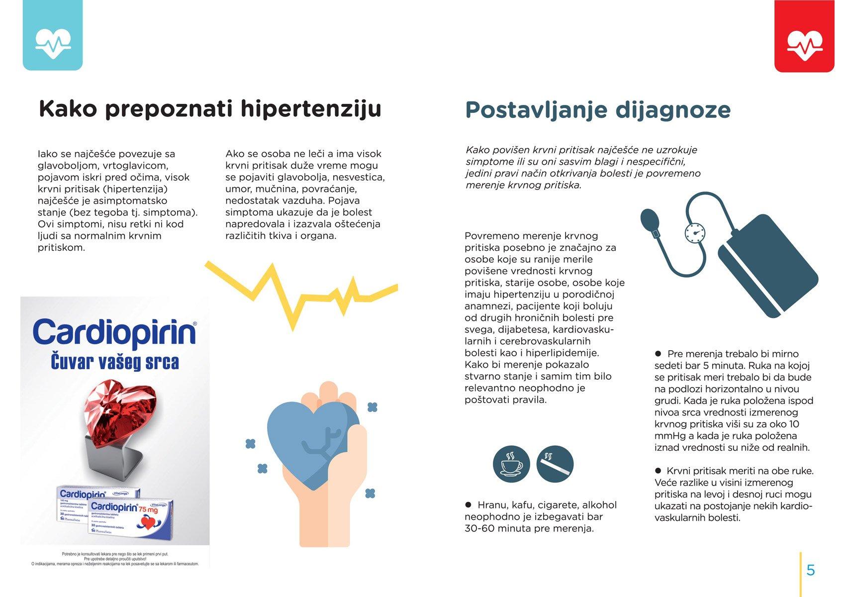 hipertenzija korak 3 koji je