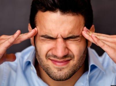 Ako je glavobolja u hramovima