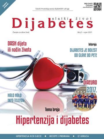 Liječenje arterijske hipertenzije u osoba sa šećernom bolešću - unknown-days.com