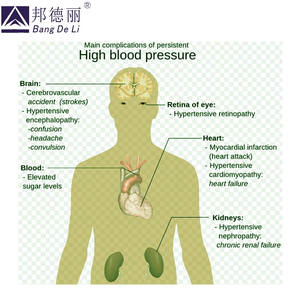 hipertenzija, vaskularni ultrazvuk