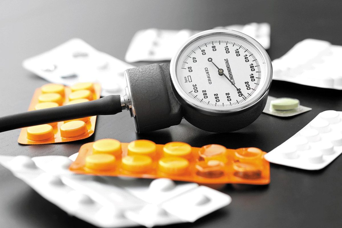 Kako ibuprofen utječe na pritisak? - Ozljede -
