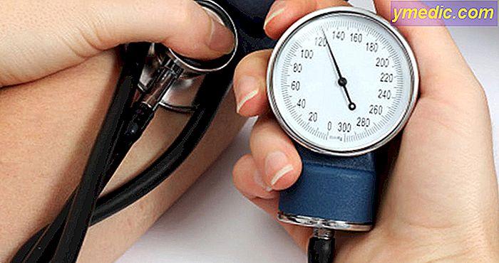 simptome visokog krvnog tlaka tableta liječenje