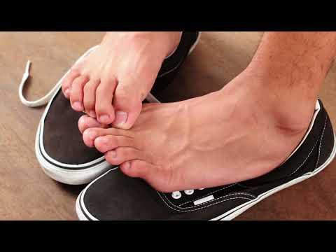 kupka stopala od hipertenzije