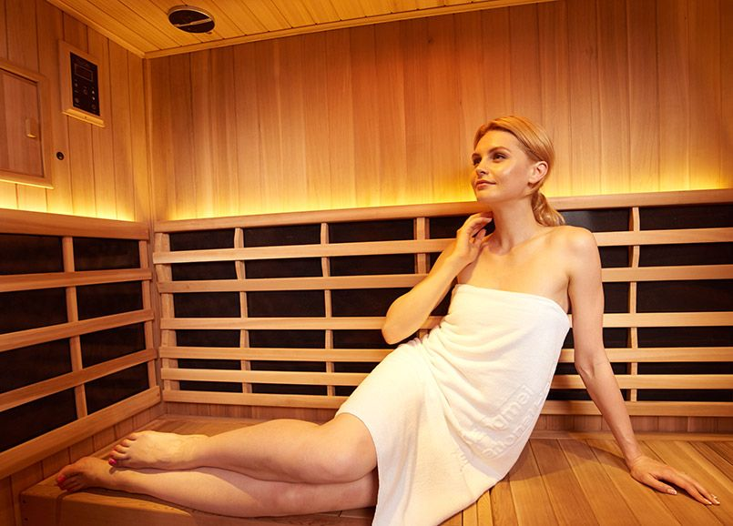 saune i hipertenzija