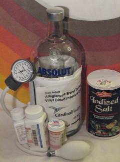 Stari lijekovi za liječenje hipertenzije