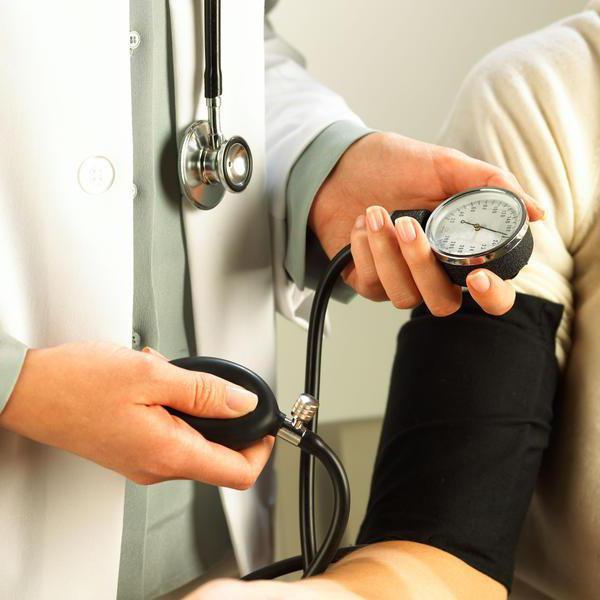 med. pomoć s hipertenzijom