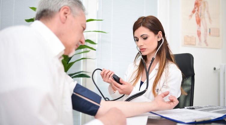 umjesto soli u hipertenzije u obitelji, muž i žena pati od hipertenzije