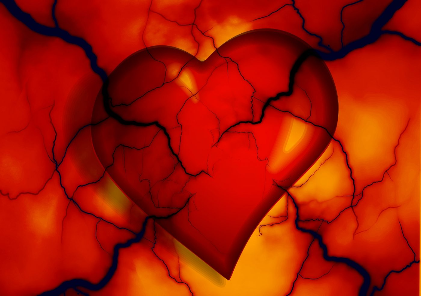 bolest srca što dovodi do visokog krvnog tlaka