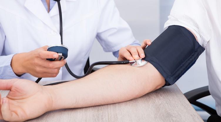 hipertenzije i ronjenje