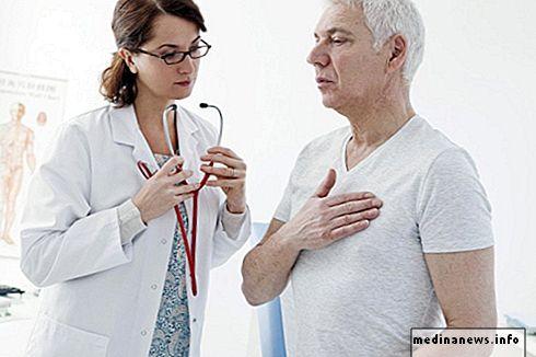 hipertenzija u muškaraca i žena