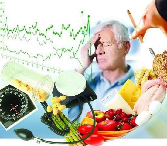 situacijskog hipertenzija niže nego puls hipertenzije
