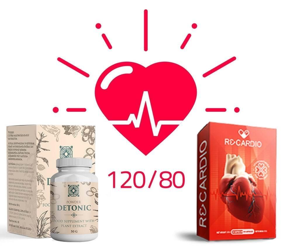 sredstva liječenje hipertenzije