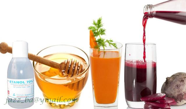 mrkva sok od hipertenzije