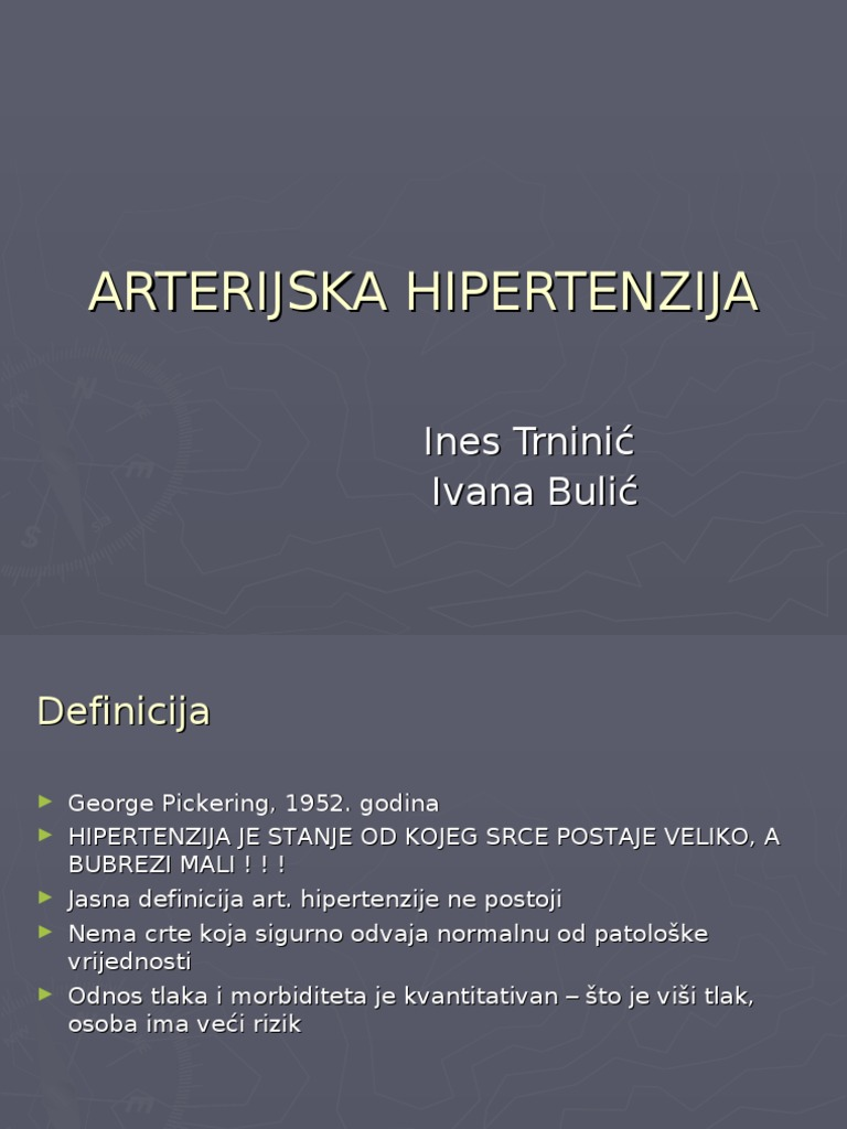 hipertenzija je povezana s adrenalina