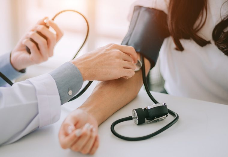 što učiniti u žaru hipertenzije
