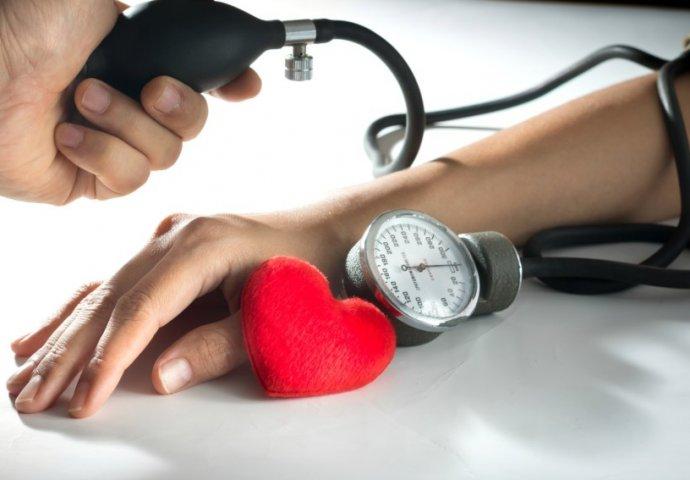 što uzrokuje povišeni krvni tlak ili krpa cijena hipertenzija