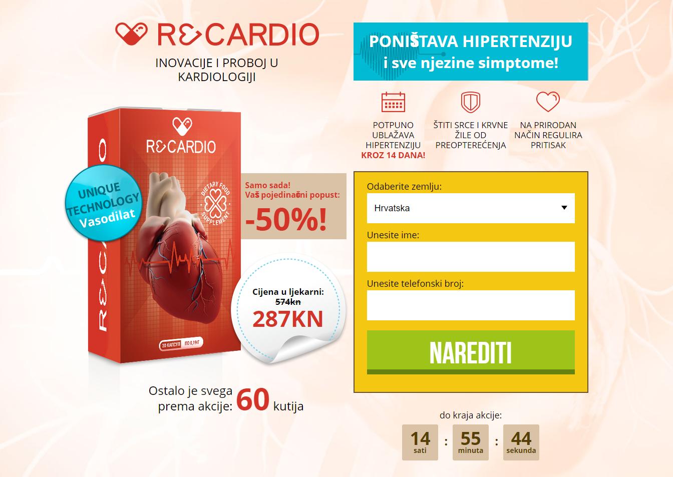 stupanj 3 hipertenzija kada se stavi